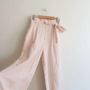 Boho Paper Bag Pants